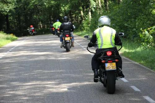Motorrijbewijspoint Brunssum motor lesplan