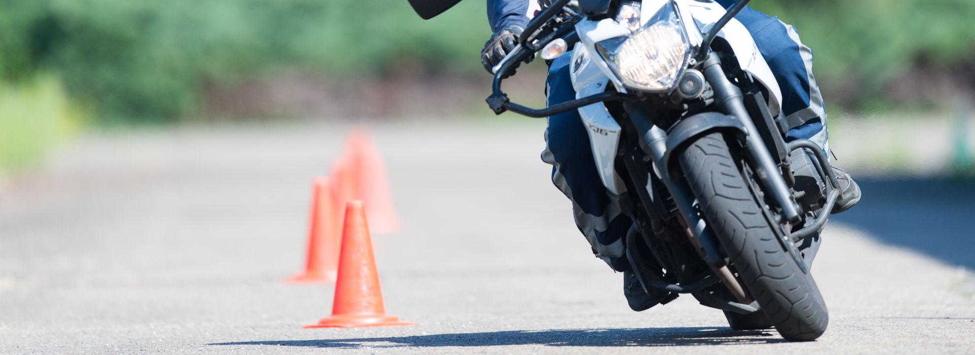 Motorrijbewijspoint Brunssum motor rijvaardigheid